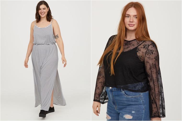 hm plus size nieuwe stijl 31 - Hoera voor de H&M Plus Size nieuwe stijl!