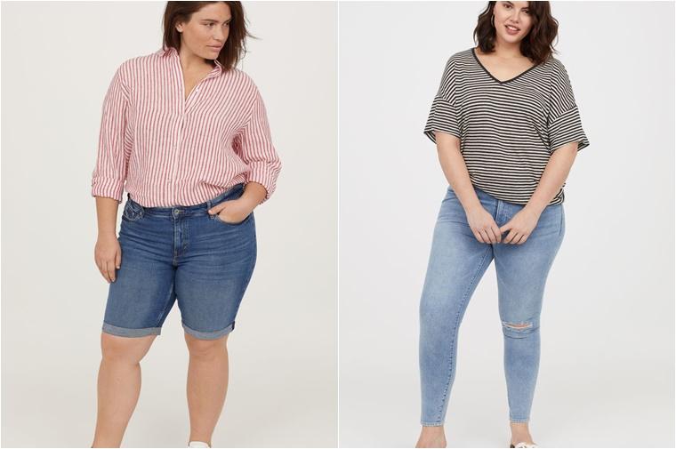 hm plus size nieuwe stijl 6 - Hoera voor de H&M Plus Size nieuwe stijl!