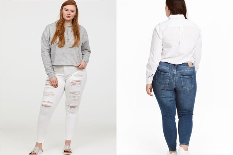 hm plus size nieuwe stijl 9 - Hoera voor de H&M Plus Size nieuwe stijl!