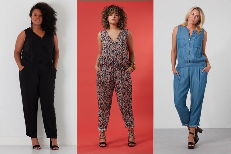 plussize jumpsuits 5 - Plussize Fashion | 16 x jumpsuits voor de lente