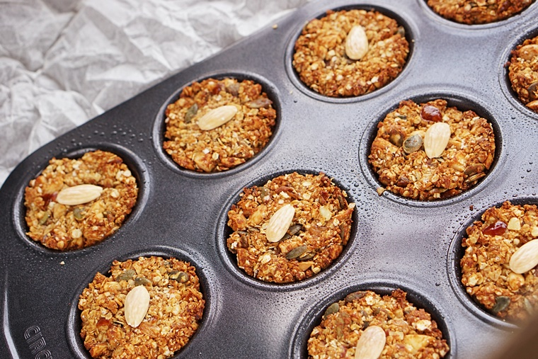 breakfast bars recept