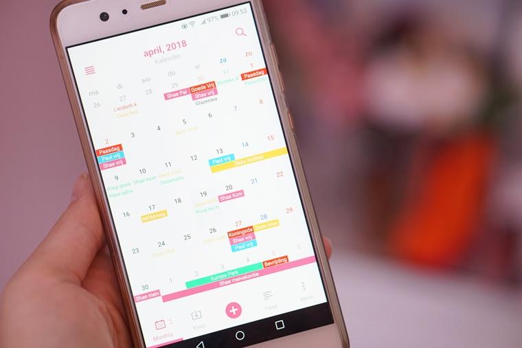 gratis digitale agenda app 1 - Persoonlijke tip | Gratis digitale agenda app