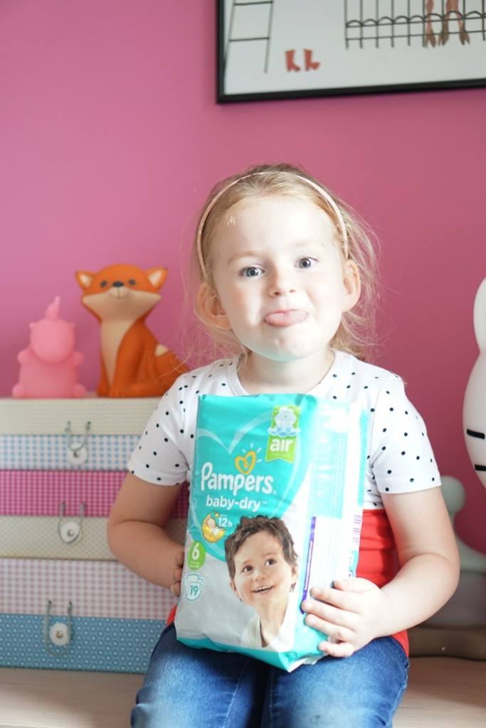 pampers baby dry 2 - Mama & Kind | De nieuwste Pampers Baby-Dry luiers