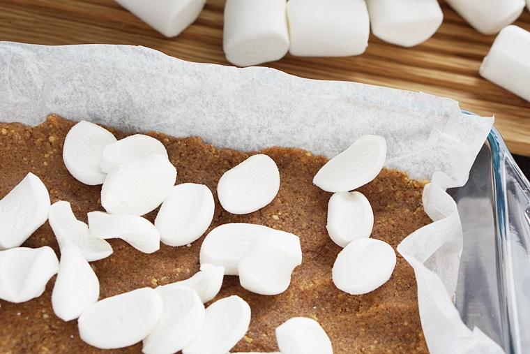 smores bites recept 2 - The Cookie Bakery   S'mores bites
