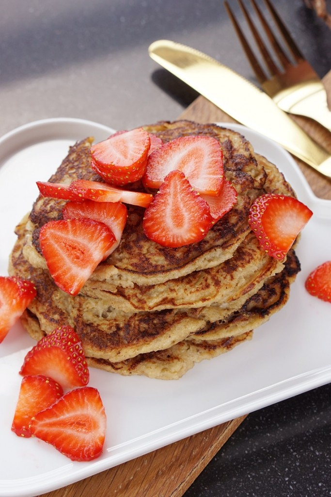 fruitpannenkoekjes recept 1 - Recept | Mijn favoriete fruitpannenkoekjes