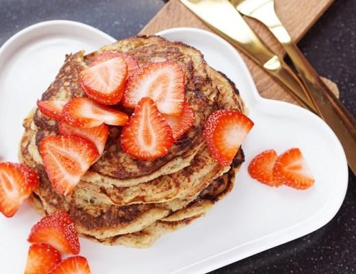 gezonde fruitpannenkoekjes recept