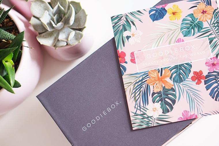 inhoud van de goodiebox juli 2018 1 - De inhoud van de Goodiebox (juli 2018)