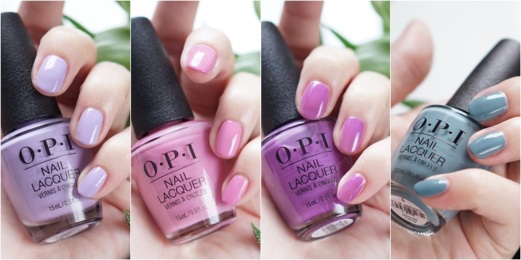 OPI Peru (fall 2018) review & swatches