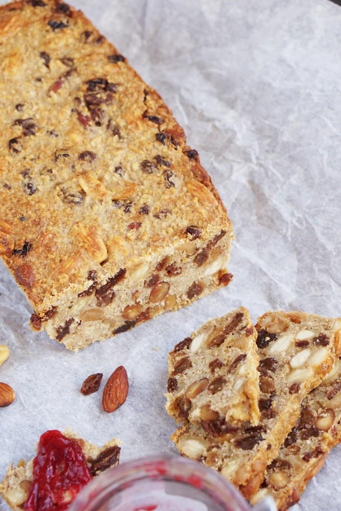 noten vruchten brood recept 2 - Recept | Noten en vruchten brood