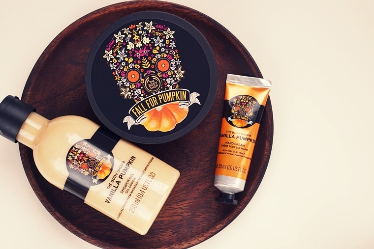 the body shop vanilla pumpkin review 2 - The Body Shop Vanilla Pumpkin (Halloween collectie)