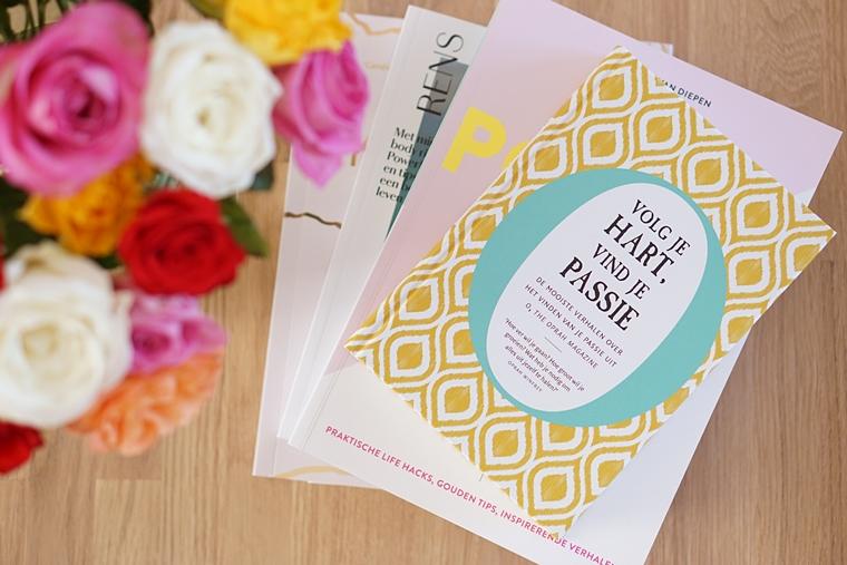 lifestyle boeken positieve mindset