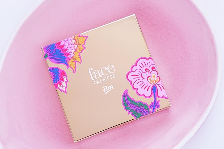 etos face palette kerst 2018 2 - Budget Beauty Tip | Etos face palette