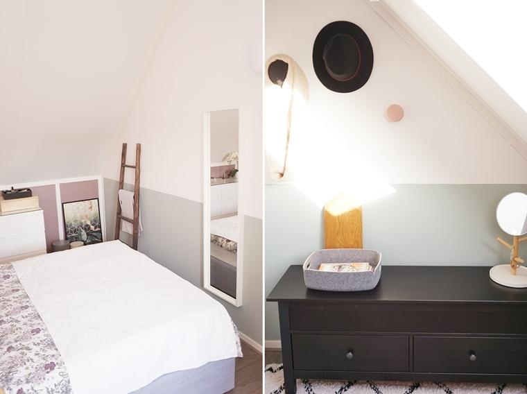slaapkamer make-over resultaat