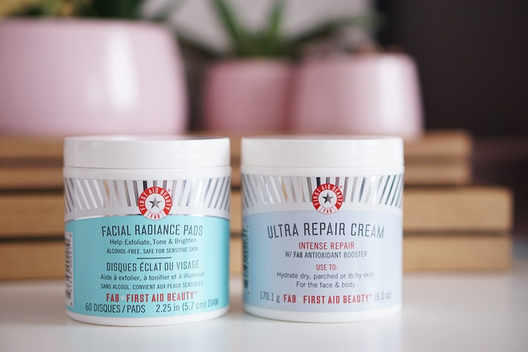 fab beauty review 1 - Love it! | FAB facial radiance pads & ultra repair cream