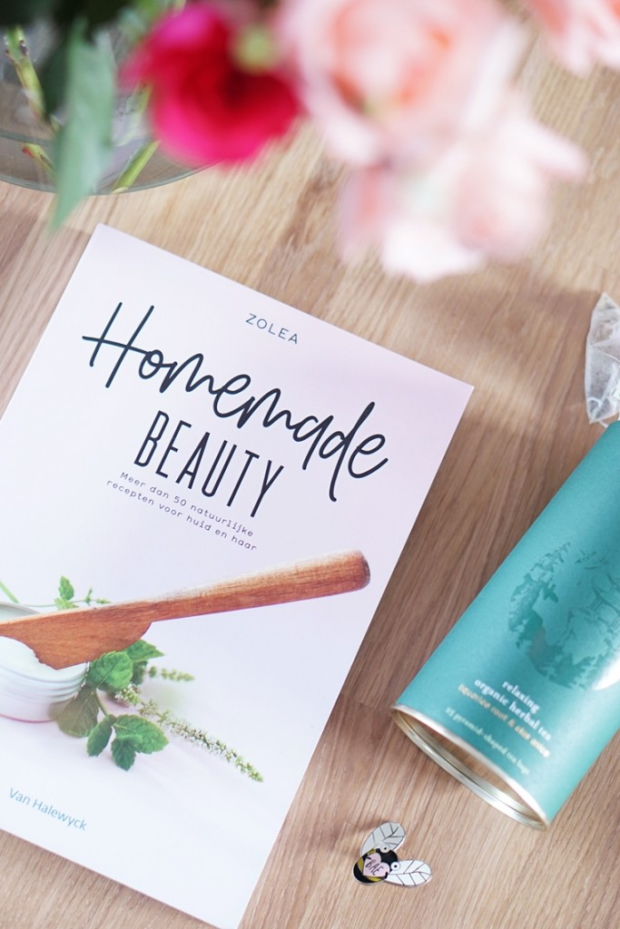 zolea homemade beauty boek 1 - Boekentip | Homemade Beauty – Zolea