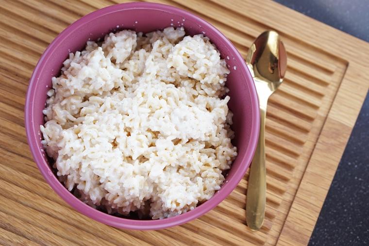 rijstepap zilverliesrijst recept 1 - Makkelijk recept voor zachte rijstepap met zilvervliesrijst
