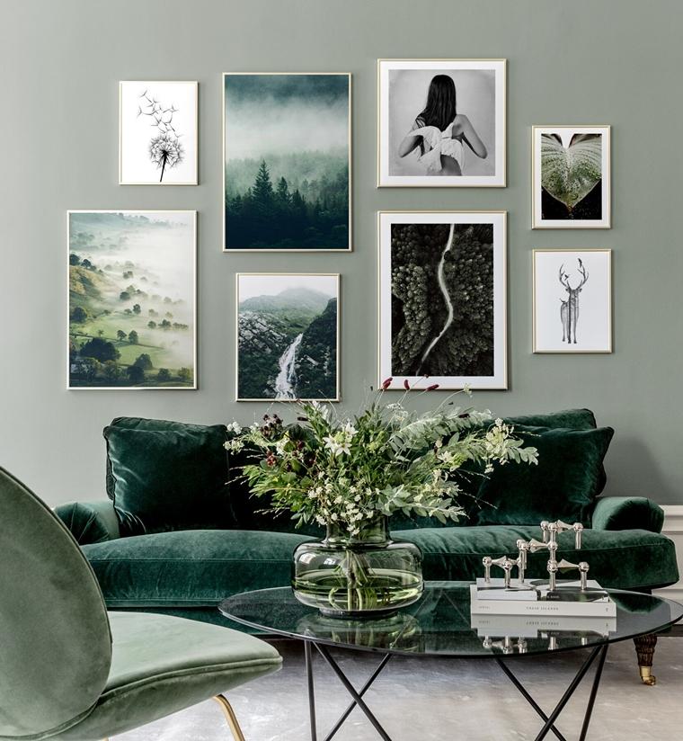 fotowand inspiratie 2 - Interieur | Inspiratie voor een toffe fotowand