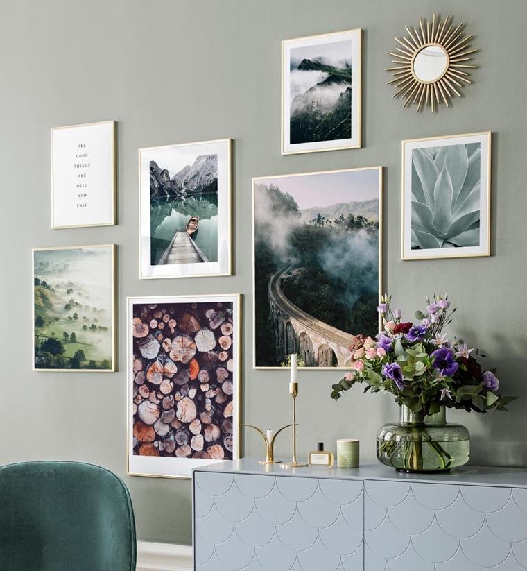 fotowand inspiratie 6 - Interieur | Inspiratie voor een toffe fotowand