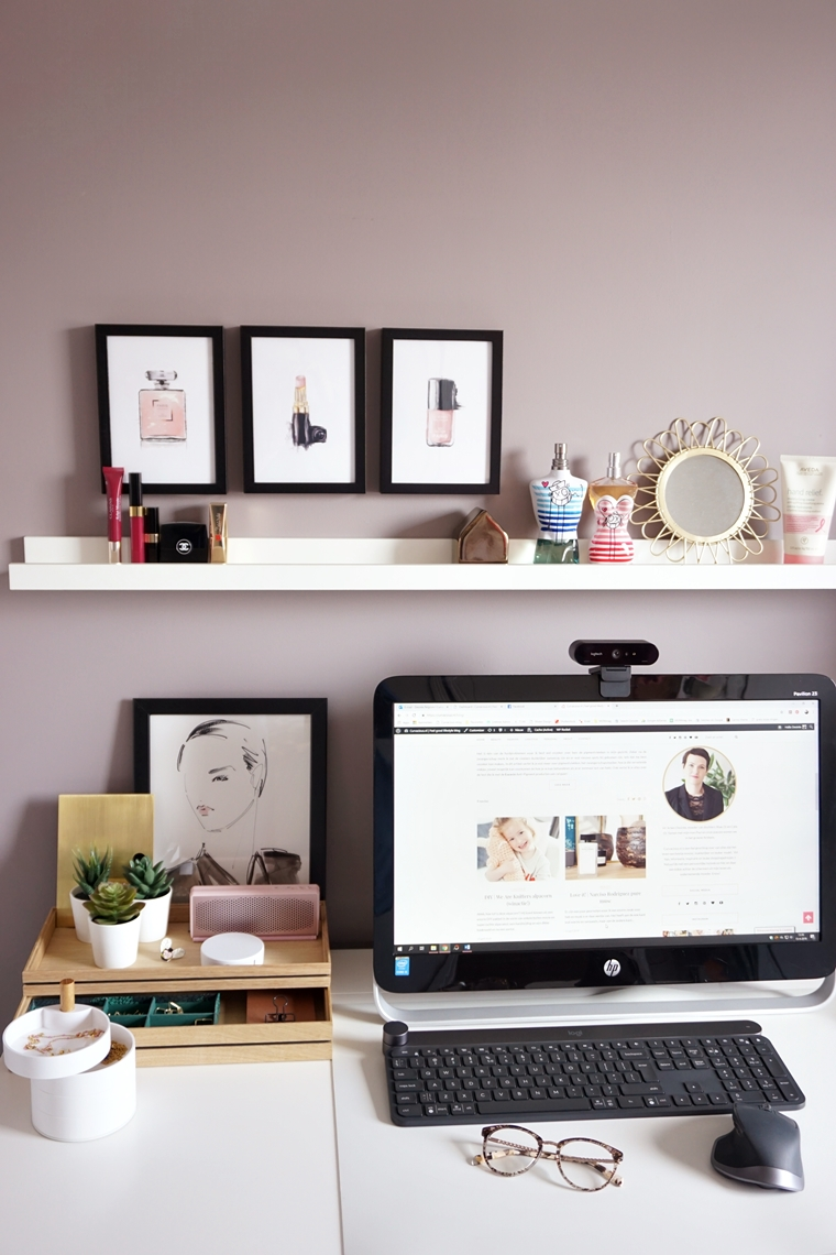 home office roomtour