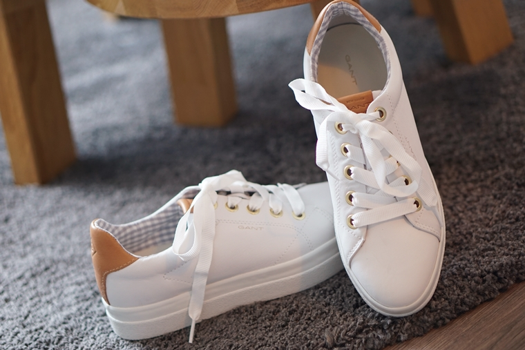 Blog over witte sneakers