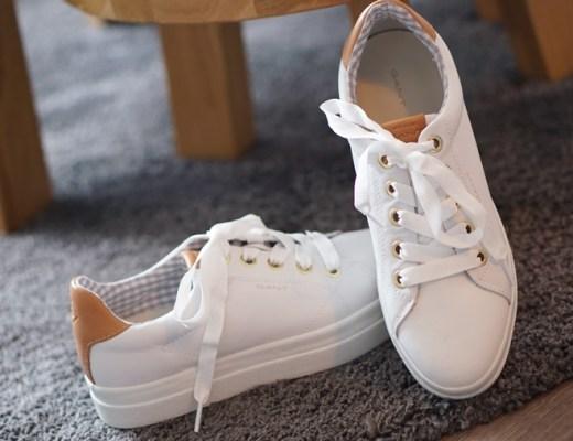 witte sneakers wit houden tips