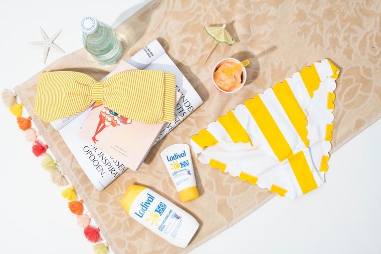 Ladival zonbescherming gevoelige huid