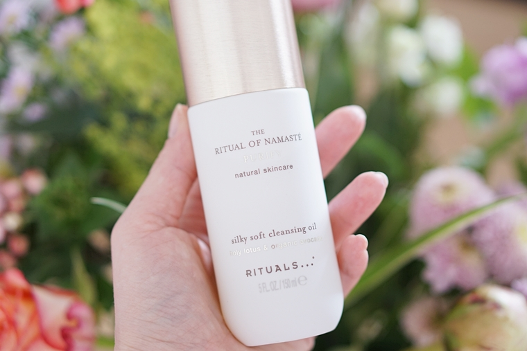 Rituals silky soft cleansing oil review