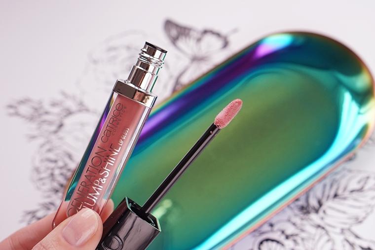 catrice generation plump shine lip gloss lipgloss review 3 - Budget beauty tip   Catrice Generation Plump & Shine lip gloss