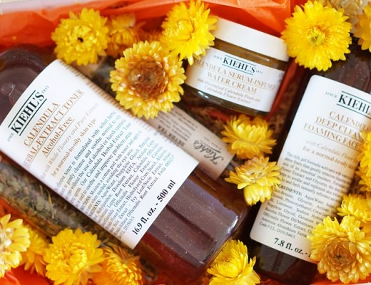 Kiehl's Calendula serum infused water cream review