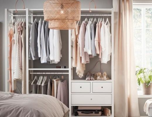 kledingkast opruimen tips
