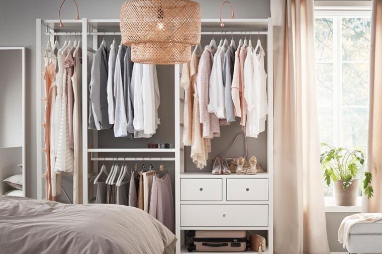 kledingkast opruimen tips 2 - Tips om je kledingkast op te ruimen