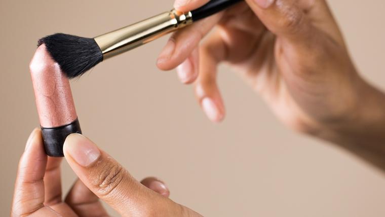 Lush make-up kwasten