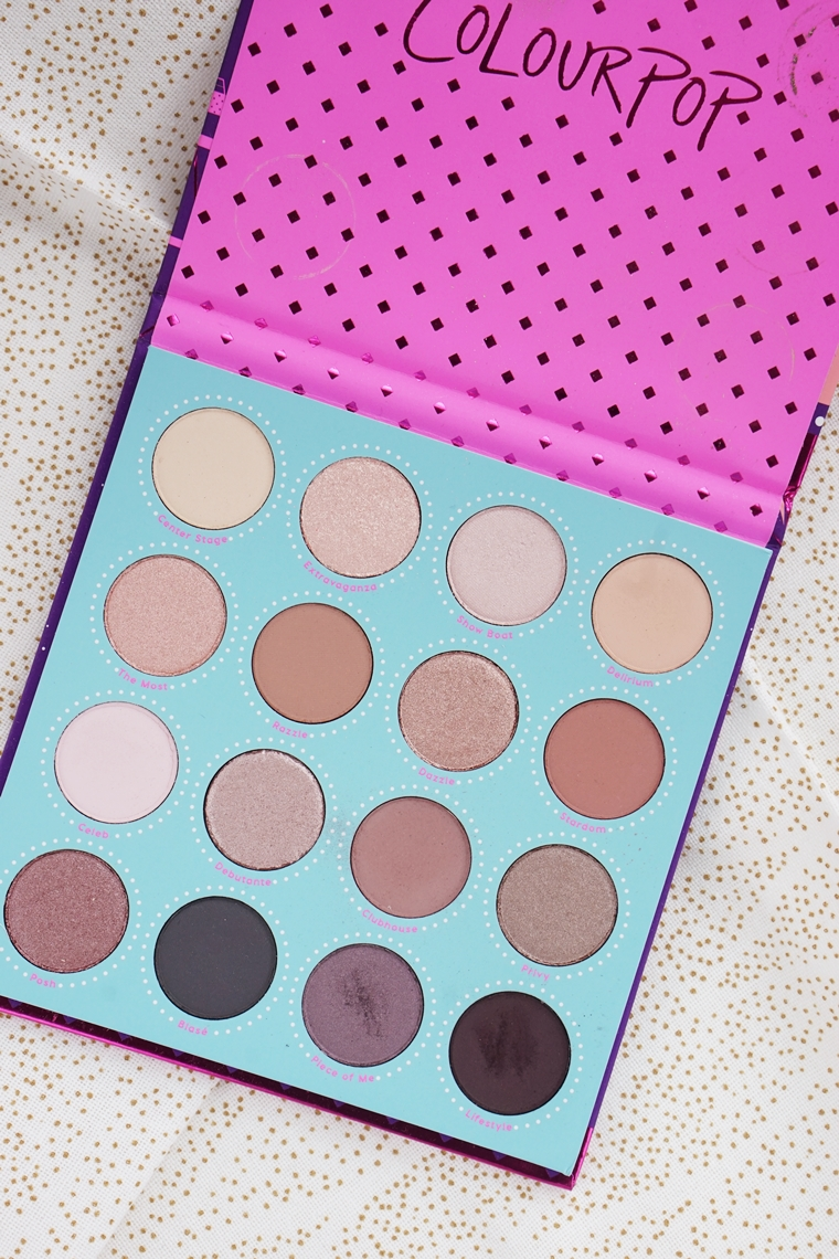 make up palettes
