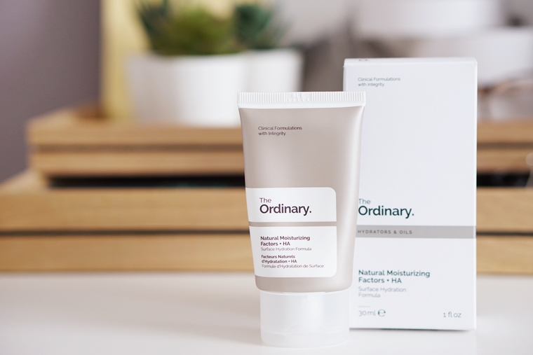 the ordinary natural moisturizing factors + ha review