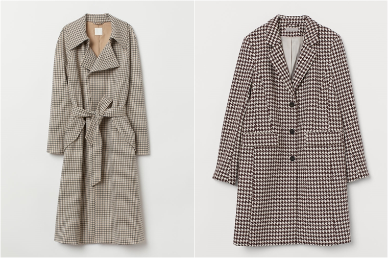 geruite jassen 2019 4 - Fashion trend | De leukste geruite jassen