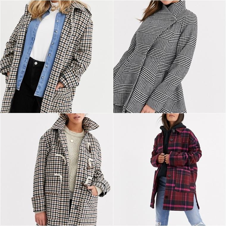 geruite jassen 2019 5 - Fashion trend | De leukste geruite jassen