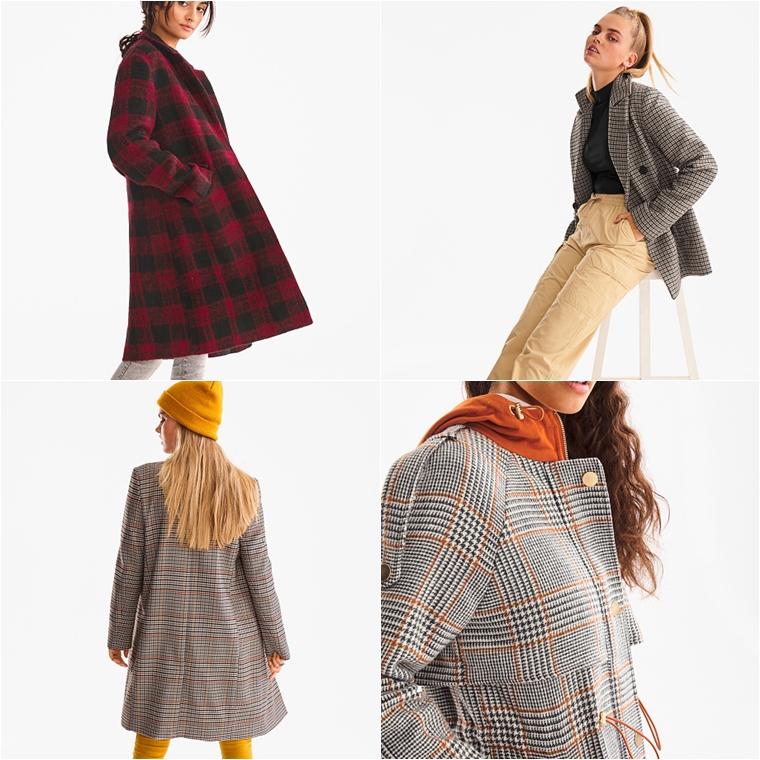 geruite jassen 2019 6 - Fashion trend | De leukste geruite jassen