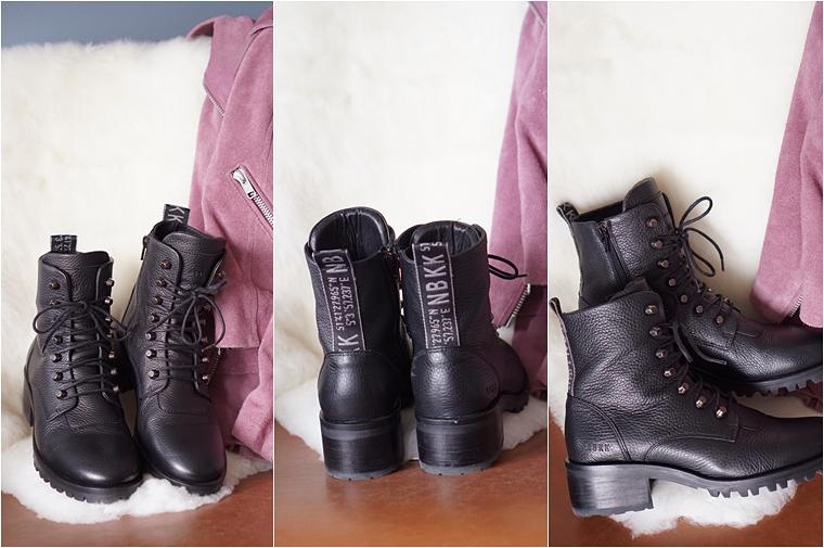 nubikk djuna cone outfit 1 - New in | De ultieme biker boots
