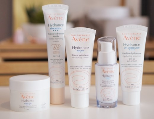 eau thermale avene hydrance review/ervaring