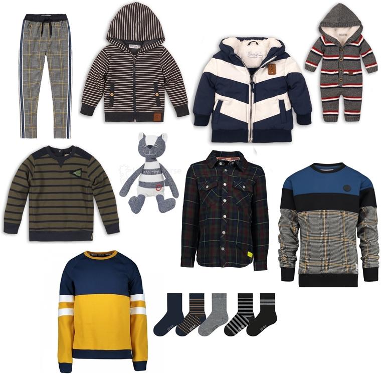 herfstkleding kinderen streepjes ruitjes 1 - Kids fashion | De leukste herfstkleding met streepjes en ruitjes