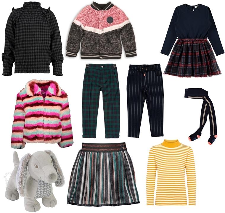 herfstkleding kinderen streepjes ruitjes 2 - Kids fashion | De leukste herfstkleding met streepjes en ruitjes