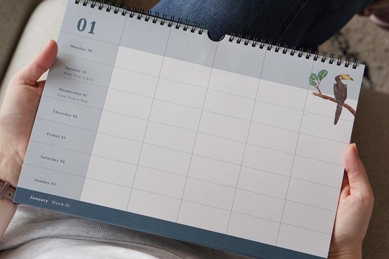 family planner a journal 4 - Tips voor het gebruik van een family planner