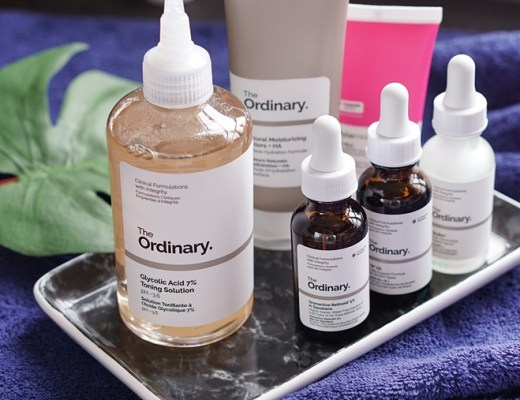 Hylamide & The Ordinary review ervaring