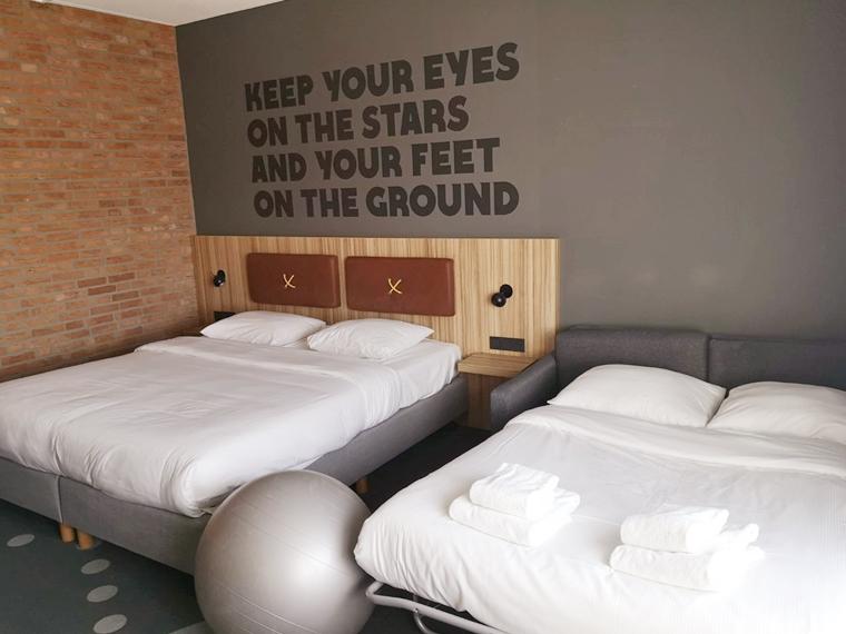 hup hotel mierlo ervaring 9 - HUP hotel | Neem je stuiterballen gerust mee!