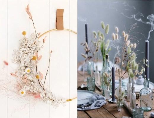 droogbloemen inspiratie, tips, zelf doen, mooi houden