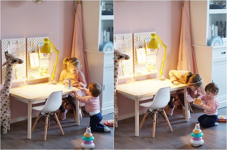 speelhoekje kinderen inspiratie 1 - Home | Een nieuw speelhoekje voor de meiden