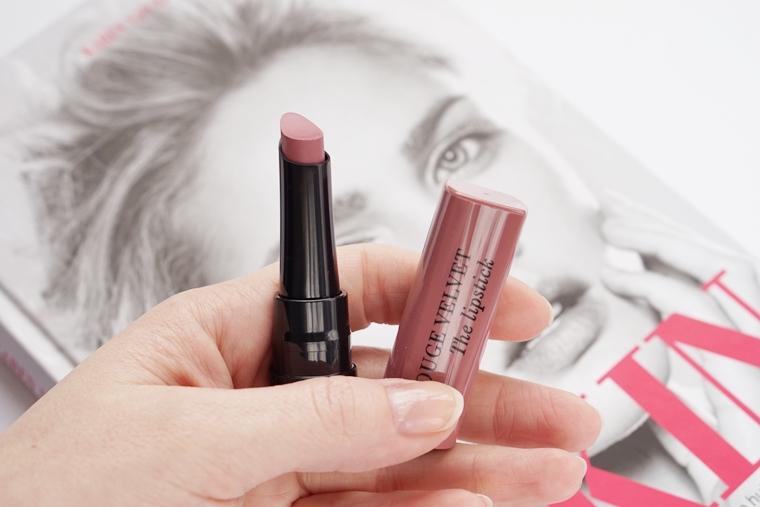 bourjois rouge velvet lipstick 32 choupink 3 - Bourjois Rouge Velvet lipstick in Choupi'nk