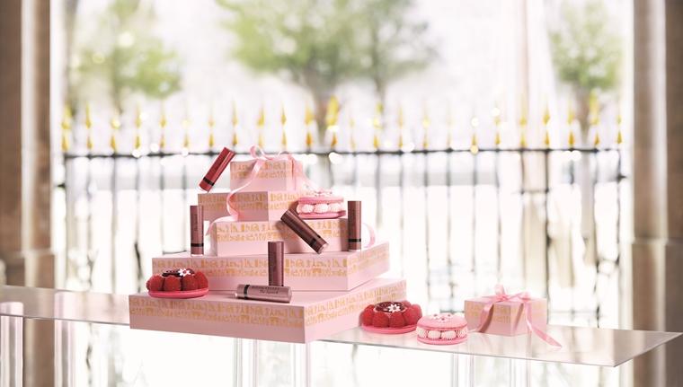 bourjois rouge velvet lipstick parisian pastries - Bourjois Rouge Velvet lipstick in Choupi'nk