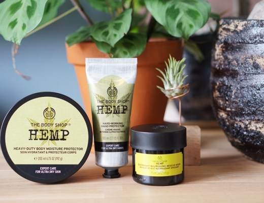 The Body Shop Hemp (review)