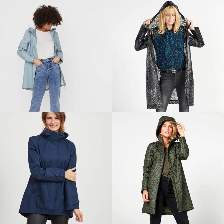 leuke regenjassen tips 3 - Tips voor goede én fashionable regenjassen!